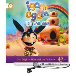 Ich will das! Igam Ogam 1 (Hörbuch Download): Thomas Karallus, Kerstin Draeger, Helen Blaschke, Cedric Eich: Bücher