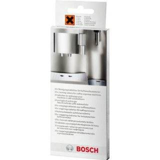 Bosch TCZ6001 Reinigungstabletten (1, 6 g) f�r Kaffeevollautomaten TCA 5, TCA 6, TCA 7, TCC 7, TES 70: Küche & Haushalt