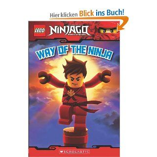 Way of the Ninja (Lego Ninjago: Masters of Spinjitzu): Greg Farshtey, Tracey West: Englische Bücher