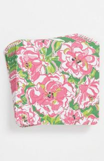Lilly Pulitzer® Drink Up, Buttercup! Floral Print Paper Coasters (Set of 24)