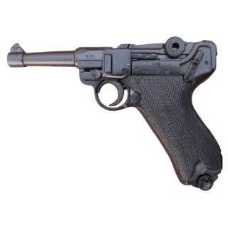 Deko Waffe Deutsche Luger Pistole P 08, Parabellum Sport & Freizeit