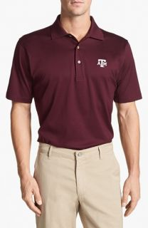 Peter Millar Texas A & M Solid Polo