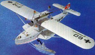 HUMA   Dornier Do JII J II Wal Aufkl�rungs Flugboot 172 Modell Bausatz 6000 Spielzeug