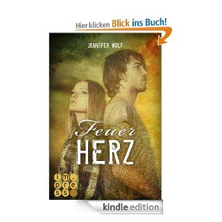 Feuerherz eBook: Jennifer Wolf: Kindle Shop