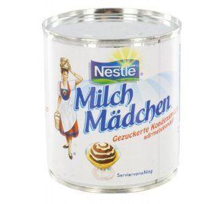 Nestl� Milchm�dchen Kondensmilch 400ml: Lebensmittel & Getr�nke