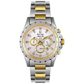 Bulova Marine Star Men's Chronograph Watch Bulova Men's Bulova Watches