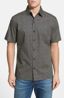 Tori Richard Hypnoweave Regular Fit Sport Shirt