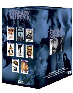 Stanley Kubrick Collection [Box Set]: James Mason, Marianne Stone, Shelley Winters, Keir Dullea, Gary Lockwood, William Sylvester, Malcolm McDowell, Michael Bates, Patrick Magee, Ryan O'Neal, Marisa Berenson, Jack Nicholson, Shelley Duvall, Danny Lloyd