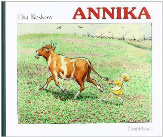 Annika: Elsa Beskow, Diethild Plattner: Bücher