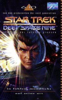 Star Trek   Deep Space Nine 6.10: In fahlem Mondlicht/Auf seine Art [VHS]: Avery Brooks, Michael Dorn, Nana Visitor, Victor Lobl, Allan Kroeker: VHS