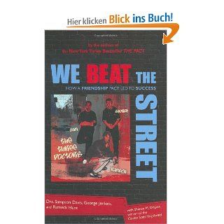 We Beat the Street: Rameck Hunt, Sampson Davis, George Jenkins, Sharon Draper: Englische Bücher