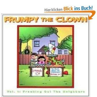 Frumpy the Clown Volume 1: Freaking Out the Neighbors: Jamie S. Rich, Judd Winnick: Englische Bücher