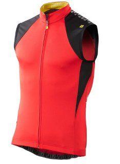 Mavic Radtrikot �rmellos Sprint SL Jersey bright red (Gr��e: XXL): Sport & Freizeit