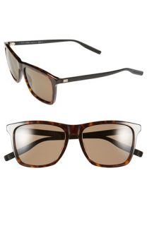 Christian Dior 177S 55mm Polarized Sunglasses