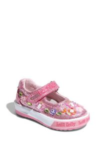 Lelli Kelly Glitter Paradise Dolly Mary Jane Sneaker (Walker)