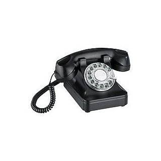 Telefon Retro Style mit echter W�hlscheibe Elektronik