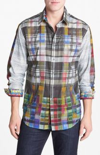 Robert Graham Force Regular Fit Sport Shirt