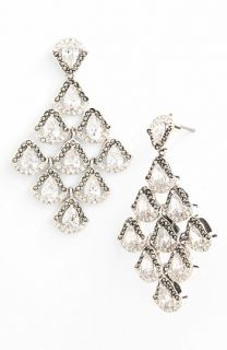 Judith Jack Party Ears Chandelier Earrings