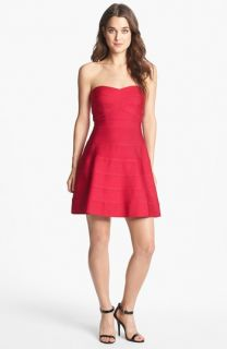 Erin by Erin Fetherston Jane Bandage Fit & Flare Dress