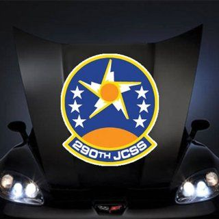 "Air Force USAF 290th JCSS 20"" Huge Decal Sticker: Automotive"