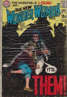 Wonder Woman #185 Comic Book : Other Products : Everything Else