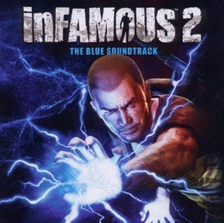inFamous 2 The Blue Soundtrack Import, Soundtrack Edition by Various (2011) Audio CD: Music