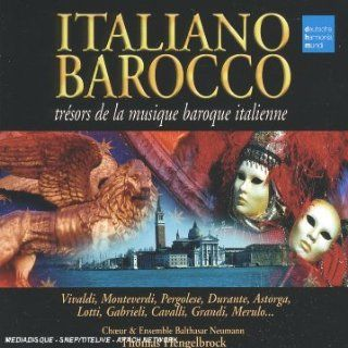 Barocco Italiano: Music