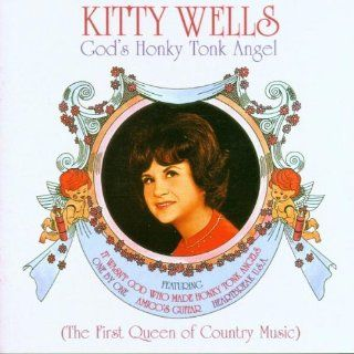 God's Honky Tonk Angel: First Queen Country Music: Music