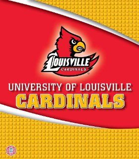 Turner CLC Louisville Cardinals 3 Ring Binder, 1 Inch (8180124): Office Products