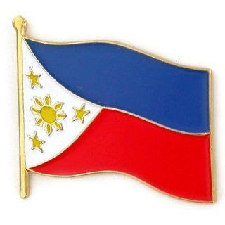 Philippines Flag Pin: Jewelry