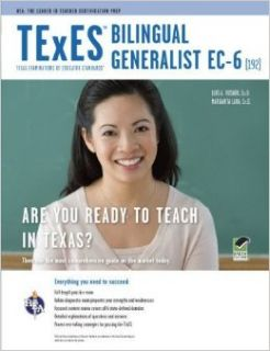 TExES Bilingual Generalist EC 6 (192) (TExES Teacher Certification Test Prep) [Paperback] [2011] (Author) Dr. Luis A. Rosado Ed.D.: Books