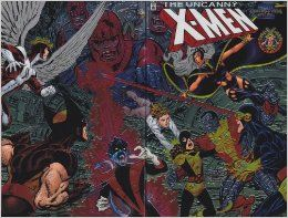 Marvel Collectible Classics: X Men #2   Limited Edition Chromium Foil Cover: Chris Claremont, John Byrne: Books