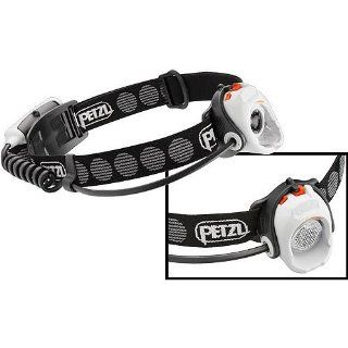 Petzl NAO Rechargeable Headlamp with Self Adjusting Reactive Lighting Technology, Grey/Black, 187gm: Sports & Outdoors
