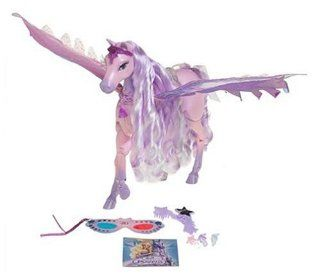Barbie and the Magic of Pegasus:  Brietta the Pegasus with Light up Crown: Toys & Games
