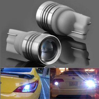 2x T10 168 194 2825 W5W 912 921 904 906 Canbus Error Free Projector Wedge Xenon White 3.5W SMD LED Parking Position Eyelid License Plate Light Bulb For Volvo Audi Ford GMC Chevrolet Buick Car Sedan Coupe Vehicle: Automotive