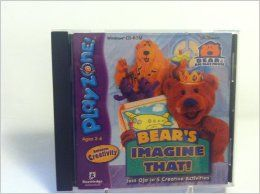 Bear's Imagine That: Bear in the Big Blue House: Books