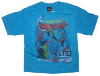 Marvel Comics Spider Man Doctor Octopus Licensed Graphic T Shirt   Large: Clothing