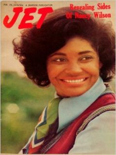 JET Magazine, February 19, 1976 NANCY WILSON: Various: Books
