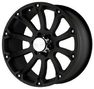 "Black Rhino Wheels Sidewinder Series Matte Black Wheel (17x9""/6x135mm) Automotive"
