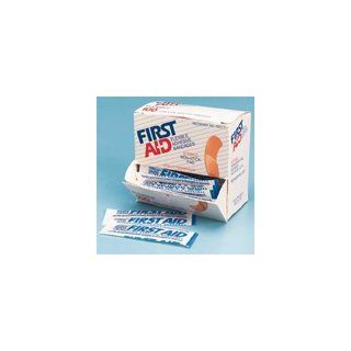 American White Cross Adhesive Bandages W x L 3/4 x 3 in. Science Lab First Aid Supplies Industrial & Scientific