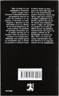 Los usurpadores (Letras Hispanicas / Hispanic Writings) (Spanish Edition): Francisco Ayala, Carolyn Richmond: 9788437610795: Books