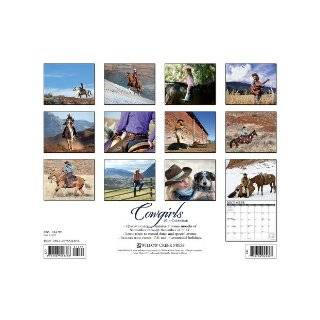 Cowgirls 2014 Wall Calendar: Willow Creek Press: 9781607558378: Books