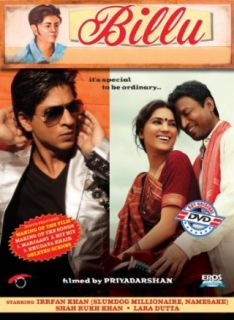 Billu (English subtitled): Shahrukh Khan, Irrfan Khan, Lara Dutta, Rajpal Yadav:  Instant Video