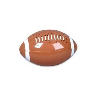 "12 Inflatable FOOTBALL Beach Balls/INFLATES/POOL PARTY Birthday FAVORS/TOY 16"" DOZEN/NEW in package: Everything Else"