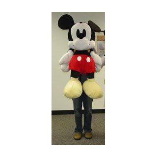 """Disney Mickey Mouse 42"""" Life Size Plush Toys & Games"""