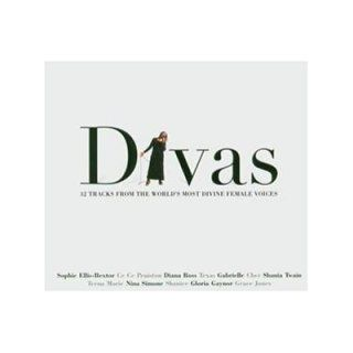 Divas   32 Tracks From the World's Most Divine Female Voices: Music