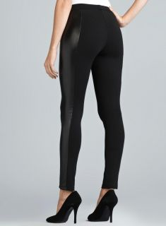 Walter Lena Faux Leather Pull On Leggings Walter Casual Pants