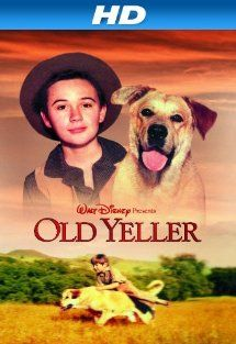 Old Yeller [HD]: Dorothy McGuire, Fess Parker, Chuck Connors, Robert Stevenson:  Instant Video