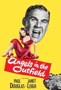 Angels in the Outfield (1951): Paul Douglas, Janet Leigh, Keenan Wynn, Lewis Stone:  Instant Video
