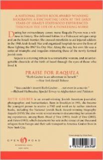 Raquela: A Woman of Israel: Ruth Gruber: 9781453206348: Books